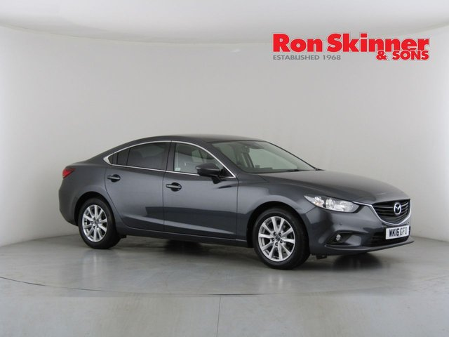View our 2016 16 MAZDA 6 2.0 SE-L NAV 4d 143 BHP
