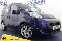 USED 2013 13 FIAT QUBO 1.2 MULTIJET MYLIFE DUALOGIC 5d AUTO 75 BHP