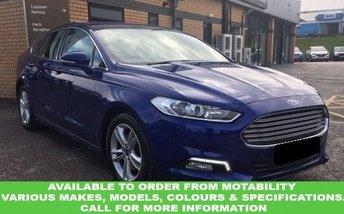 2016 FORD MONDEO 1.5 ZETEC 5d AUTO 159 BHP £13499.00