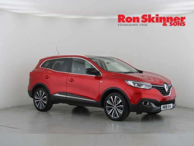 View our 2018 18 RENAULT KADJAR 1.2 SIGNATURE NAV TCE 5d 130 BHP