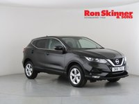 USED 2018 18 NISSAN QASHQAI 1.2 ACENTA DIG-T 5d 113 BHP with Tech Pack