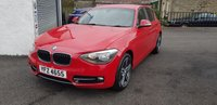 USED 2013 BMW 1 SERIES 1.6 116I SPORT 5d AUTO 135 BHP LOW COST ROAD TAX FANTASTIC LOOKING