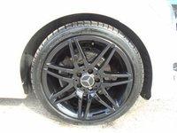 USED 2013 13 MERCEDES-BENZ C-CLASS 2.1 C220 CDI BLUEEFFICIENCY AMG SPORT PLUS 2d AUTO 168 BHP