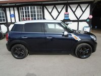2013 MINI COUNTRYMAN 1.6 COOPER 5d 122 BHP £8967.00