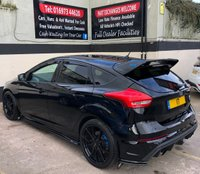 USED 2017 17 FORD FOCUS RS 2.3 ECOBOOST 5DR MOUNTUNE FPM375. DEPOSIT TAKEN - SIMILAR VEHICLES REQUIRED