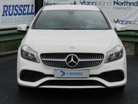 USED 2016 16 MERCEDES-BENZ A-CLASS 1.5 A 180 D AMG LINE 5d 107 BHP
