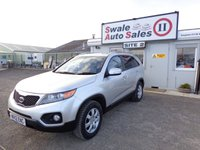 USED 2012 12 KIA SORENTO 2.2 CRDI KX-2 5d 195 BHP £60 PER WEEK, NO DEPOSIT - SEE FINANCE LINK