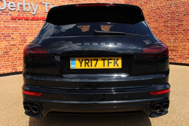 PORSCHE CAYENNE at Derby Trade Cars