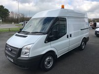 2013 FORD TRANSIT T280 2.2 TDCi 100 SWB MEDIUM ROOF £7995.00