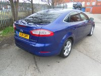 USED 2014 14 FORD MONDEO 2.0 TDCI TITANIUM X BUSINESS EDITION