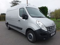 USED 2013 63 RENAULT MASTER MM33 MWB MEDIUM HIGH ENERGY 2.3 DCI 100 BHP Popular Mwb Medium High With All The Extras! Well looked After Example Viewing Highly Recommended! Full Specification Includes-