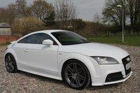 2013 AUDI TT 2.0 TDI QUATTRO BLACK EDITION 2d 168 BHP £10995.00