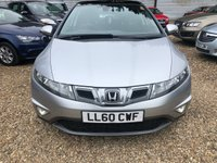 USED 2010 60 HONDA CIVIC 2.2 I-CDTI ES 5d 138 BHP