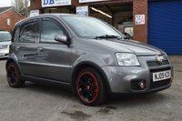2009 FIAT PANDA 1.4 100HP 5d 99 BHP £2250.00