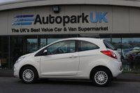 USED 2013 13 FORD KA 1.2 EDGE 3d 69 BHP LOW DEPOSIT OR NO DEPOSIT FINANCE AVAILABLE