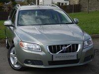 USED 2007 57 VOLVO V70 2.4 D5 SE LUX 5d AUTO 183 BHP **STUNNING BIG ESTATE**