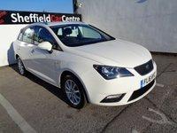 2016 SEAT IBIZA 1.4 TDI SE 5d 74 BHP £6575.00