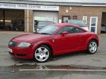 2002 AUDI TT 1.8 QUATTRO 3d 221 BHP £1850.00