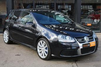 2007 VOLKSWAGEN GOLF 3.2 V6 R32 DSG 4MOTION 5dr £7549.00