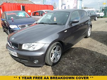 View our BMW 118