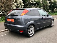 USED 2002 52 FORD FOCUS 2.0 ST 170 3 DR HATCH BACK REMAP 200BHP+ PRIVACY+
