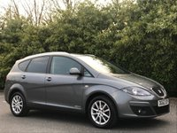 USED 2013 62 SEAT ALTEA XL 1.6 TDI CR ECOMOTIVE SE COPA 5d 105 BHP