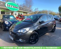 USED 2015 65 VAUXHALL CORSA 1.4 LIMITED EDITION 5d 89 BHP