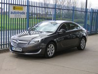 USED 2015 15 VAUXHALL INSIGNIA 2.0 TECH LINE CDTI ECOFLEX S/S 5d 118 BHP Finance arranged Part exchange available Open 7 days