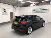 USED 2015 15 FORD FOCUS 1.6 ZETEC S TDCI 5d 114 BHP
