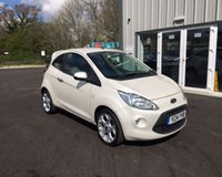 USED 2014 14 FORD KA 1.2 TITANIUM THIS VEHICLE IS AT SITE 1 - TO VIEW CALL US ON 01903 892224