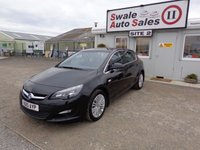 USED 2015 15 VAUXHALL ASTRA 1.6 EXCITE 5d 113 BHP £38 PER WEEK, NO DEPOSIT - SEE FINANCE LINK