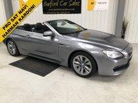 USED 2014 14 BMW 6 SERIES 3.0 640D SE 2d AUTO 309 BHP