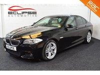 2012 BMW 5 SERIES 3.0 530D M SPORT 4d AUTO 255 BHP £SOLD