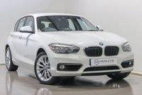 USED 2017 17 BMW 1 SERIES 2.0 118D SE 5d AUTO 147 BHP