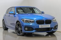 USED 2017 67 BMW 1 SERIES 1.5 116D M SPORT SHADOW EDITION 5d 114 BHP