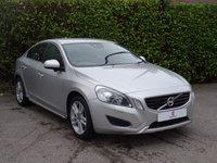 2012 VOLVO S60 1.6 D2 SE NAV 4d 113 BHP £7790.00