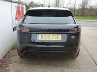 USED 2018 18 LAND ROVER RANGE ROVER VELAR 2.0 P250 R-DYNAMIC HSE 5d AUTO 247 BHP LAND ROVER FACTORY WARRANTY 2900 MILES
