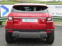 USED 2017 17 LAND ROVER RANGE ROVER EVOQUE 2.0 ED4 SE 5d 148 BHP