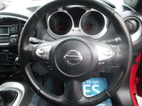 USED 2015 65 NISSAN JUKE 1.2 ACENTA DIG-T 5d 115 BHP 58 MPG EXTRA - LOW MILEAGE FOR THE YEAR