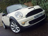 2010 MINI HATCH COOPER 1.6 COOPER S 3d 184 BHP £6699.00