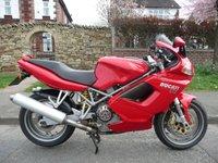 2003 DUCATI ST2 0.9 ST2-02 1d  £2295.00