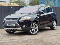 2010 FORD KUGA 2.0 TITANIUM TDCI AWD 5d 163 BHP £6400.00