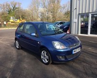USED 2007 07 FORD FIESTA 1.25 ZETEC CLIMATE 3dr THIS VEHICLE IS AT SITE 1 - TO VIEW CALL US ON 01903 892224