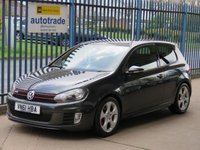 USED 2011 61 VOLKSWAGEN GOLF 2.0 GTI 3d 210 BHP