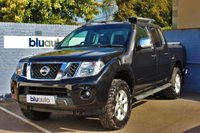 USED 2013 NISSAN NAVARA 2.5 DCi TEKNA Two Private Owners from new with a Full-Service-History; Satellite Navigation, Cruise & Climate Control, Full Leather Interior with Heated Seats, Reverse Parking Camera & Bluetooth with Audio Streaming...