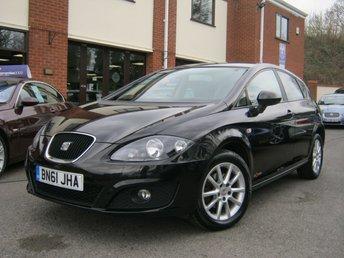 2011 SEAT LEON 1.6 CR TDI SE COPA DSG 5d AUTO 103 BHP £SOLD