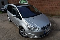 USED 2010 60 FORD GALAXY 2.0 TITANIUM TDCI 5d AUTO 161 BHP WE OFFER FINANCE ON THIS CAR