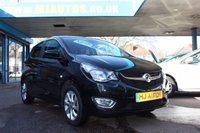 2016 VAUXHALL VIVA 1.0 SL 5dr 74 BHP £6195.00