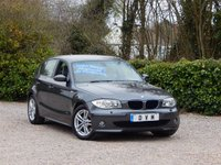 2006 BMW 1 SERIES 2.0 118D SE 5d 121 BHP £3470.00