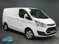 USED 2016 16 FORD TRANSIT CUSTOM 2.2 290 LIMITED L1H1 * 0% Deposit Finance Available